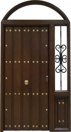 Alusegurit puertas distribuidor y empresa fabricante de for Puertas de aluminio rusticas
